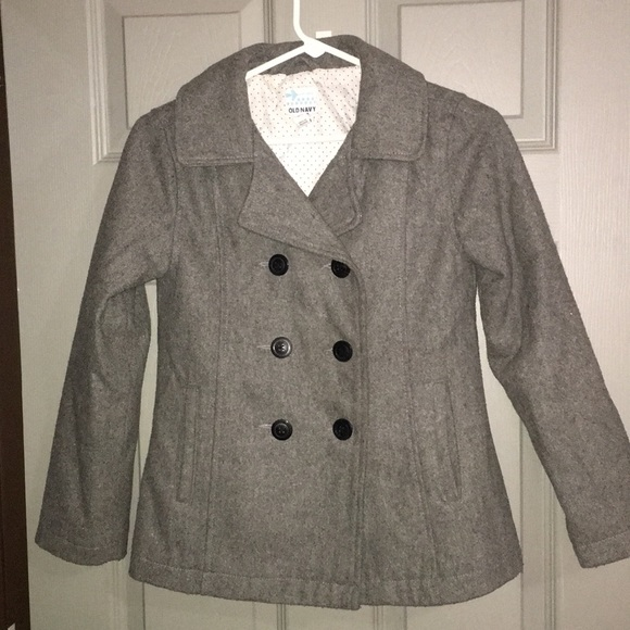 Old Navy Other - OLD NAVY girls pea coat